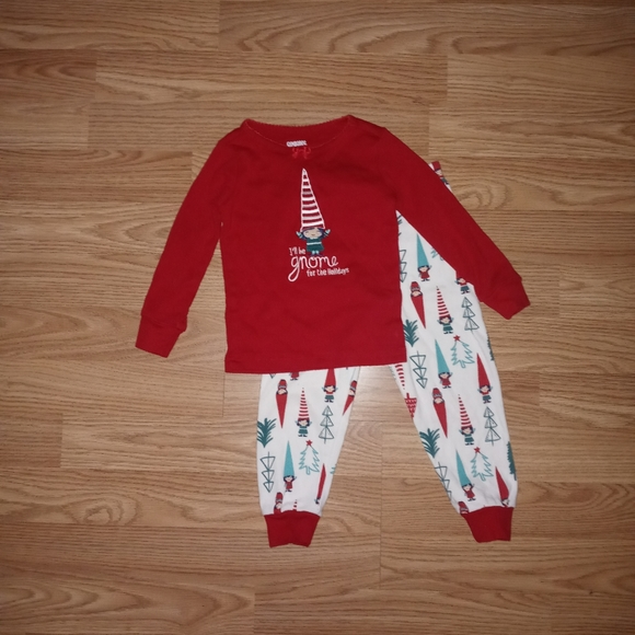 NWT Gymboree Gymmies Size Medium 7//8 Gingerbread Holiday Pjs Pajamas NEW 2 Piece